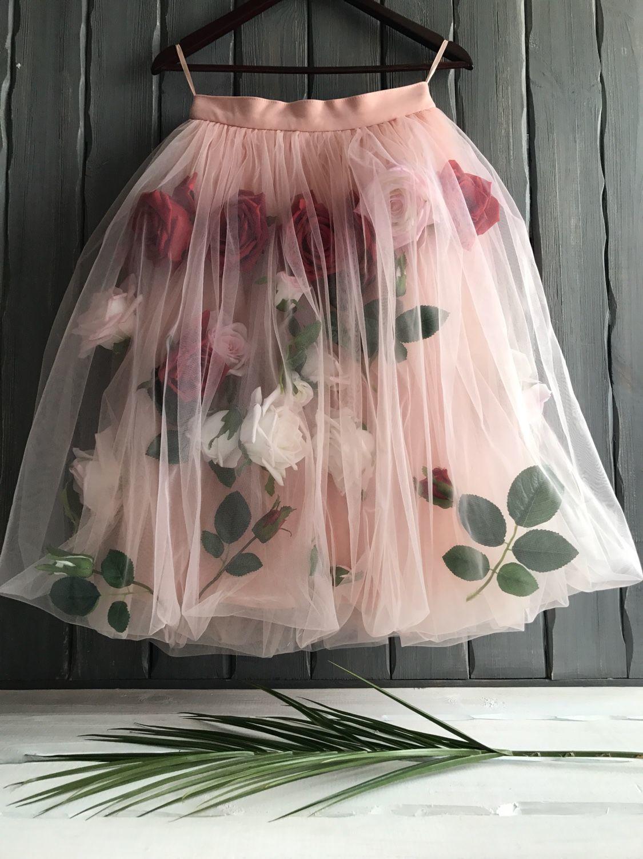 Как с юбки сделать платье