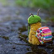 Куклы и игрушки ручной работы. Ярмарка Мастеров - ручная работа ушел искать лето.... Handmade.