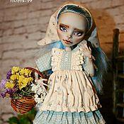 Куклы и игрушки ручной работы. Ярмарка Мастеров - ручная работа Одежда для кукол Monsterhigh. Handmade.