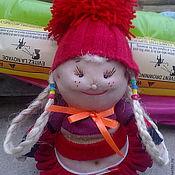 Куклы и игрушки ручной работы. Ярмарка Мастеров - ручная работа Радужные пупсы из капрона. Handmade.