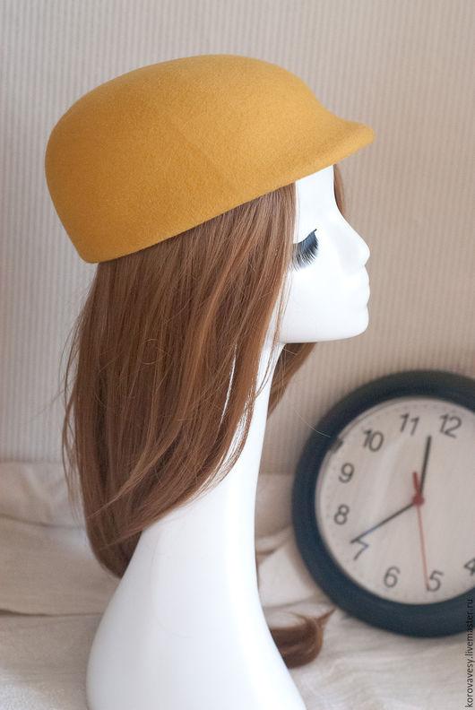 """Шляпы ручной работы. Ярмарка Мастеров - ручная работа. Купить SALE! """"Золотой ручей"""". Handmade. Желтый, солнечный день, шляпка"""