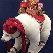 Куклы и игрушки ручной работы. Ярмарка Мастеров - ручная работа Мишуня. Handmade.