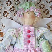 Куклы и игрушки ручной работы. Ярмарка Мастеров - ручная работа Девочка сплюшка Агнешка. Handmade.