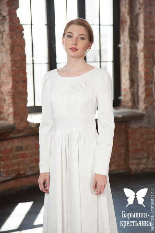 Обязательно ли для венчания белое платье