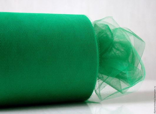Шитье ручной работы. Ярмарка Мастеров - ручная работа. Купить Ткань СЕТКА, ФАТИН. Handmade. Зеленый, ткань сетка