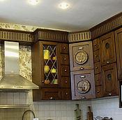 Для дома и интерьера ручной работы. Ярмарка Мастеров - ручная работа Кухня из дерева Кухонная мебель ручной работы. Handmade.