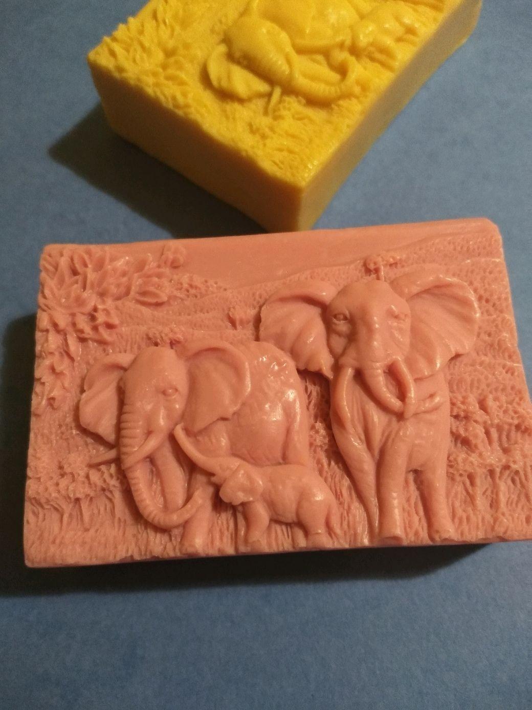 Мыло ручной работы. Ярмарка Мастеров - ручная работа. Купить Мыло - Слон. Handmade. Сувенирное мыло