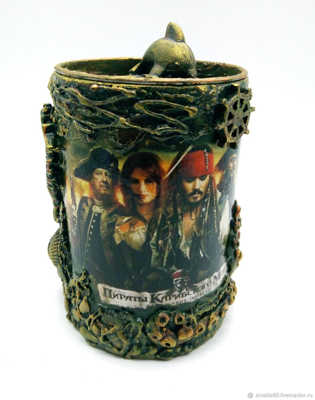 Копилка Пираты, Копилки, Сургут,  Фото №1