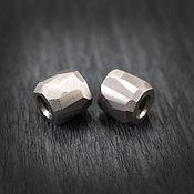Материалы для творчества handmade. Livemaster - original item BG1 Titanium beads. Handmade.