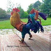 Подарки к праздникам ручной работы. Ярмарка Мастеров - ручная работа игрушки из ваты. Handmade.