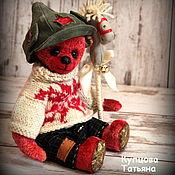 Куклы и игрушки ручной работы. Ярмарка Мастеров - ручная работа Медведь Арсений. Handmade.