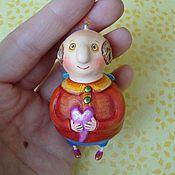 Куклы и игрушки ручной работы. Ярмарка Мастеров - ручная работа Ангелы сердеШные. Handmade.