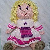 Куклы и игрушки ручной работы. Ярмарка Мастеров - ручная работа Златовласка. Handmade.