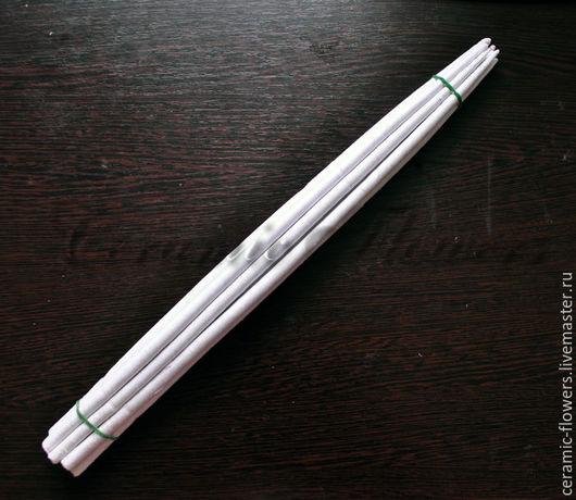 Материалы для флористики ручной работы. Ярмарка Мастеров - ручная работа. Купить Проволока толстая  8 мм в бумажной обмотке. Handmade.