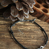 Украшения handmade. Livemaster - original item Chain bracelet: Bracelet