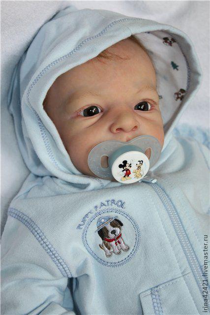 Reborn doll Edward, Reborn, Anzhero-Sudzhensk,  Фото №1