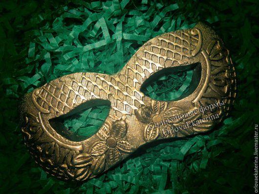 Материалы для косметики ручной работы. Ярмарка Мастеров - ручная работа. Купить Силиконовая форма маска. Handmade. Бледно-розовый