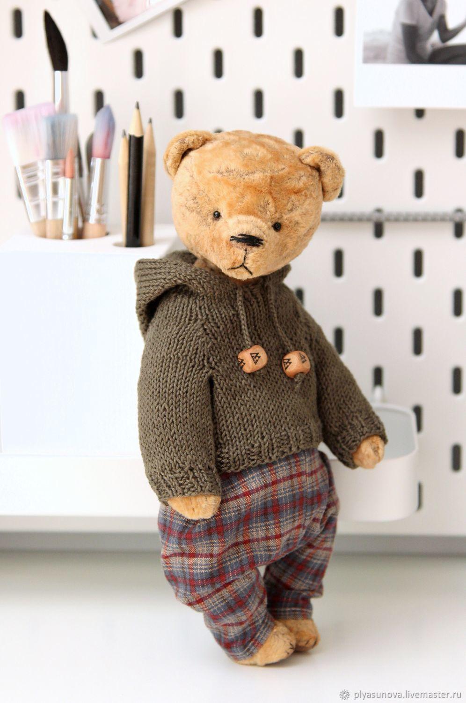 Teddy bear three toy, Stuffed Toys, Moscow,  Фото №1
