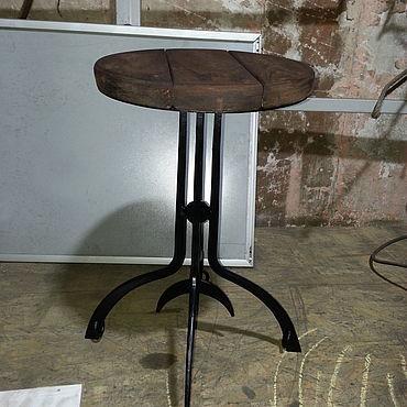 Мебель ручной работы. Ярмарка Мастеров - ручная работа Табуреты: Марс. Handmade.