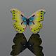 """Шитье ручной работы. Заказать Пуговицы деревянные """"Butterfly"""". Лот 50 шт.. ' Шёлковый путь' (Ольга). Ярмарка Мастеров."""