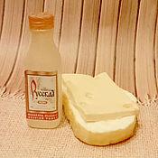 Косметика ручной работы. Ярмарка Мастеров - ручная работа Мыльный набор Бутерброд с сырок и шкалик. Handmade.