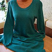 """Одежда ручной работы. Ярмарка Мастеров - ручная работа Платье """"Малахитовая шкатулка"""". Handmade."""