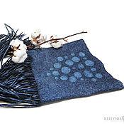 Аксессуары handmade. Livemaster - original item Felted scarf Snood. Handmade.