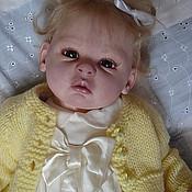 Куклы и игрушки ручной работы. Ярмарка Мастеров - ручная работа Малышка из молда Shannon.. Handmade.