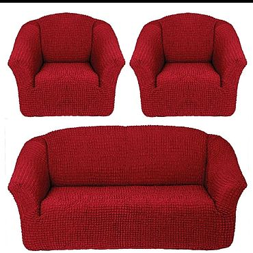 Текстиль ручной работы. Ярмарка Мастеров - ручная работа Чехлы на мягкую мебель. Handmade.