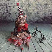 Куклы и игрушки ручной работы. Ярмарка Мастеров - ручная работа Цирк. Handmade.