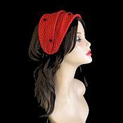 Аксессуары handmade. Livemaster - original item Hat rim