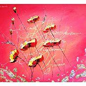 Картины и панно ручной работы. Ярмарка Мастеров - ручная работа Любовь. Handmade.