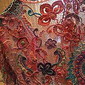 Одежда ручной работы. Ярмарка Мастеров - ручная работа Жакет «Рашель». Handmade.