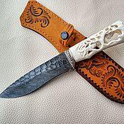 Сувениры и подарки handmade. Livemaster - original item Gift knife