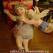 Куклы и игрушки ручной работы. Ярмарка Мастеров - ручная работа Притяжение любви. Handmade.