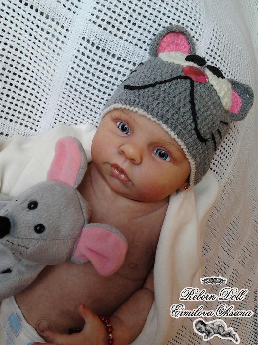 Куклы-младенцы и reborn ручной работы. Ярмарка Мастеров - ручная работа. Купить Дашулька!. Handmade. Кукла ручной работы