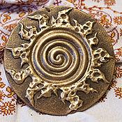 Русский стиль ручной работы. Ярмарка Мастеров - ручная работа Спираль славянский оберег для дома. Handmade.