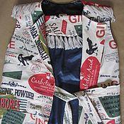 Одежда handmade. Livemaster - original item Coat summer. Handmade.