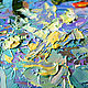 Painting Provence 'Landscape with Lavender and Olive' oil impressionism. Pictures. Multicolor Gallery. My Livemaster. Фото №6