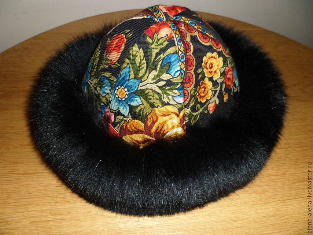Боярка шапка своими руками 42