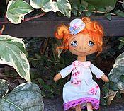Куклы и игрушки ручной работы. Ярмарка Мастеров - ручная работа Рыжая кроха. Handmade.