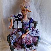 """Куклы и игрушки ручной работы. Ярмарка Мастеров - ручная работа фарфоровая кукла """"Дайна"""". Handmade."""