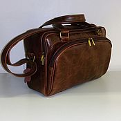Сумки и аксессуары handmade. Livemaster - original item Bag leather 565. Handmade.