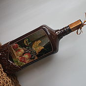 Посуда handmade. Livemaster - original item A bottle of