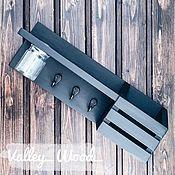 handmade. Livemaster - original item Key box-wooden Shelf. Handmade.