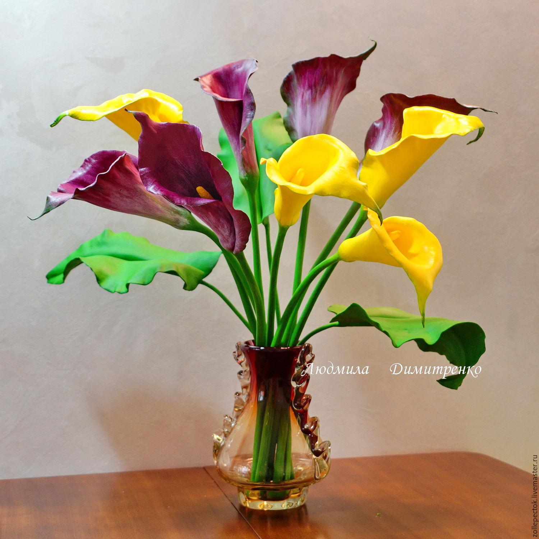 Цветы каллы купить самовывоз цветы бабушке на 8 марта