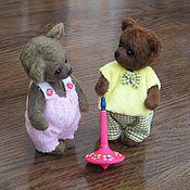 Куклы и игрушки ручной работы. Ярмарка Мастеров - ручная работа Это и есть дружба!. Handmade.