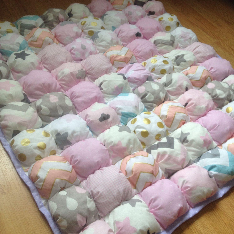 Зефирное одеяло как сшить