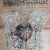 Винтаж handmade. Livemaster - original item Vintage lace . France. Handmade.