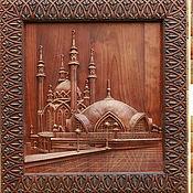 Картины и панно ручной работы. Ярмарка Мастеров - ручная работа Картина из дерева. Handmade.